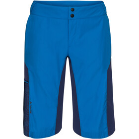 VAUDE Downieville Shorts Men radiate blue/cobalt